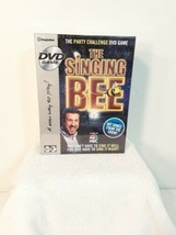 Factory Sealed The Singing Bee DVD Game  - $25.00