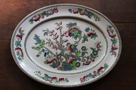 Vintage Johnson Brothers Indian Tree Platter Fi... - $28.05