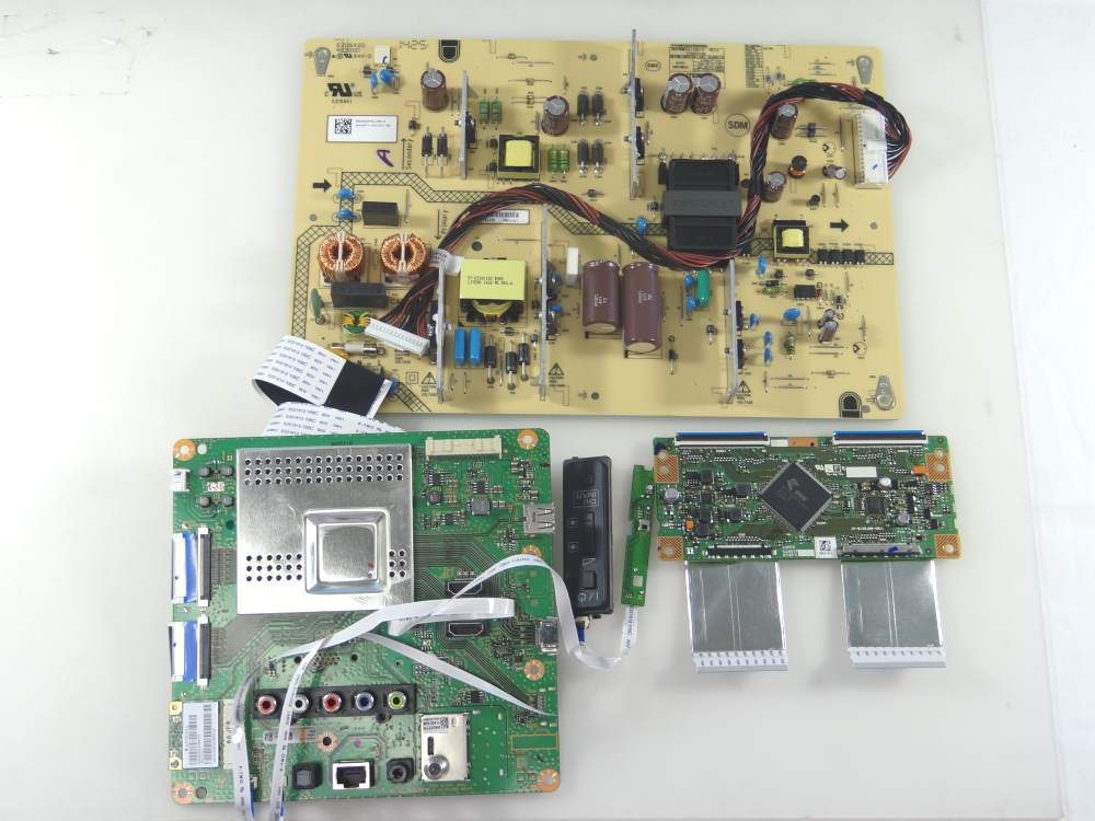 Alldevicesource s booth 187 sony kdl 60r510a tv board replacement kit