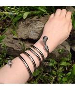 The Mortal Instruments Inspired Isabelle Shadowhunter Snake Whip Bracele... - $16.59
