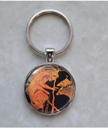 Ancient Greek Choose Image Prometheus Hercules Chimera PenthesileaKeychain - $14.00+