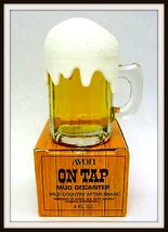 Avon Wild Country After Shave On Tap Decanter 4 oz. - $34.30