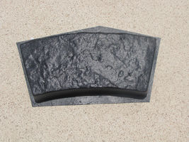 4 Thick Garden Wall Molds to Make Concrete Blocks, Driveway Pavers Garden Edging image 7
