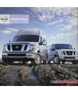2012 Nissan NV COMMERCIAL vans brochure catalog US 12 Cargo Passenger - $8.00