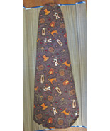 "Viola Blanket For 16"" Viola/Cats/Patchwork Print/Fall/Browns/Handcrafted!  - $25.00"