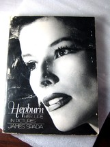 Katharine Hepburn Autograph inside Book Her Life in Pictures by James Spada - $116.88