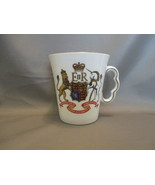 Crown Staffordshire Bone China MUG 1953 Coronation of Queen ELIZABETH II... - $8.99