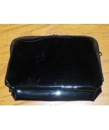 Agnis b. Black Cosmetic Bag Travel Case Tote  - $14.99