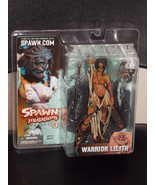 2003 McFarlane Toys Spawn Mutations Warrior Lilth Figure New In The Package - $34.99