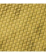 Apt 9 Gold Silk Necktie Tie, USA Made - $8.91