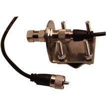 Browning BR-MM-18 Mirror-Mount Kit with CB Antenna Coaxial Cable - $35.26