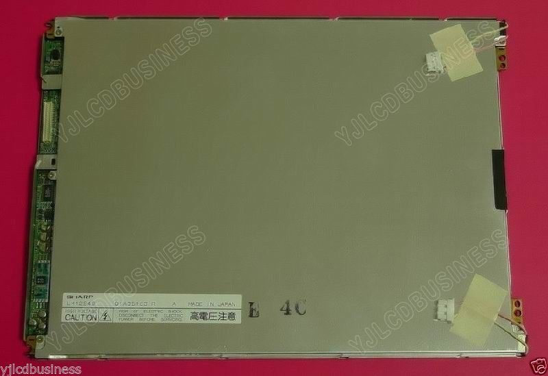 "Primary image for NEW LM12S49 SHARP STN 12.1"" 800*600 LCD PANEL in good condition"