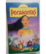 Walt Disney Materpiece Collection: POCAHONTAS 1996 VHS - $3.95