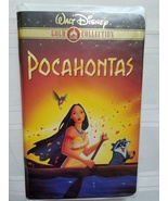 Walt Disney Classic Gold Collection:Pocahontas w/ special bonus feature ... - $9.95