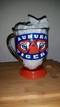 Auburn University hand painted 16 oz glass coffee mug - $14.99