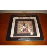 Mill Hill Brrrrr Holiday VIII Buttoned & Beaded Cross Stitch Kit - $12.99