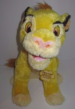 "Disney Lion King Simba Talking Stuffed Plush - Just Play - 13"" - $21.46"