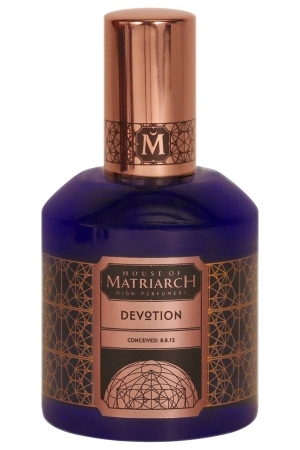 DEVOTION by HOUSE OF MATRIARCH 5ml Travel Spray Perfume OUD OPOPONAX AMBRETTE