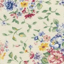 """Longaberger 7"""" Measuring Liner ~Spring Floral Fabric~ - $10.73"""