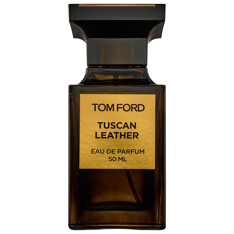 TUSCAN LEATHER by TOM FORD 5ml Travel Spray EDP Olibanum Suede Parfum
