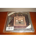Mill Hill I Love Ewe Checkerboard Series I Cross Stitch Kit - $14.39