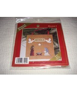 Mill Hill Behold Holiday I Buttoned & Beaded Cross Stitch Kit - $13.49