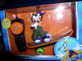 Disney Goofy Raidio Control Skaeboard free S&H USA - $59.99