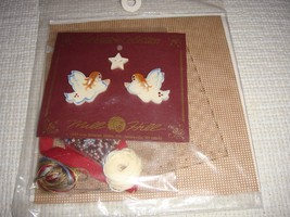 Mill Hill Behold Holiday I Buttoned & Beaded Cross Stitch Kit image 2