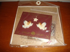 Mill Hill Behold Holiday I Buttoned & Beaded Cross Stitch Kit image 6