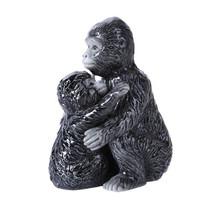 Gorilla and Baby Magnetic Salt Pepper Shaker Set Jungle Terk Kala Tarzan - $12.86