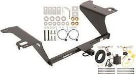 TRAILER HITCH W/ WIRING KIT FITS 2011-2014 HYUNDAI SONATA CLASS I DRAW-T... - $177.14