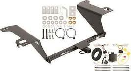 Trailer Hitch W/ Wiring Kit Fits 2011 2014 Hyundai Sonata Class I Draw Tite New - $177.14