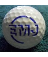 EMJ Earl M Jorgensen Company Collector Logo Golf Ball Titleist DT Wound 90  - $5.83