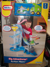 Little Tikes Big Adventures  Action Fliers NEW LAST ONE HTF - $76.99