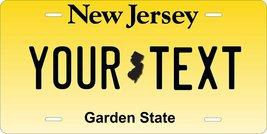 New Jersey 1991 Personalized Custom Novelty Tag Vehicle Car Auto Motorcy... - $16.75