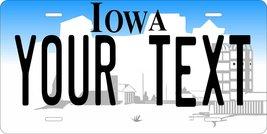 Iowa State 1996 Personalized Custom Novelty Tag Vehicle Car Auto Motorcy... - $16.75