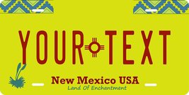 New Mexico 1990 Personalized Custom Novelty Tag Vehicle Car Auto Motorcy... - $16.75
