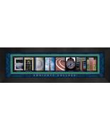Endicott College Officially Licensed Framed Campus Letter Art - $39.95