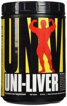Universal - Uni-Liver, 500 tablets - $49.99