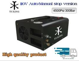 4500Psi 300Bar portable  PCP Air Compressor High Pressure Pneumatic Airgun - $399.99+