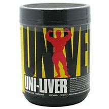 Universal Nutrition Uni-Liver 250 Tab Vitamins / Minerals - $27.99
