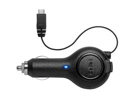 Cellet Retractable Micro USB Car Charger for Samsung Galaxy S4 S6 S6 Edg... - $25.00
