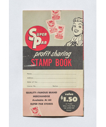 Super Par Stamp book, Super Par Stores, used, 1... - $5.00