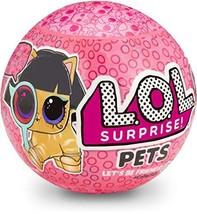 L.O.L. Surprise! Surprise Pets Ball Series 4 Collectible Dolls - $18.65