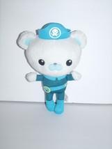 "Fisher Price Mattel Octonauts Barnacles Plush Toy X0166 2011 9"" - $19.59"