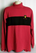 Polo Ralph Lauren Vintage Turtleneck Sweater Sweatshirt Cross Flor De Li... - $69.29