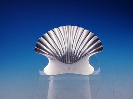 Tiffany and Co Sterling Silver Oyster Shell Shaped Candy Dish #22478 (#4... - $259.00