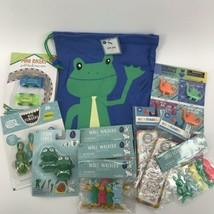 Frog Themed Teaching Supplies - Treasure Bag Rewards Lot - Brand New -l - $14.99