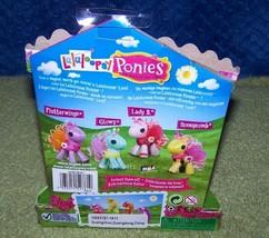 "Lalaloopsy Ponies LADY B. Mini Pony 3""H New - $5.88"