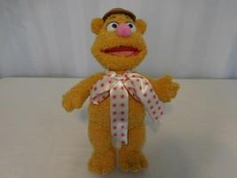 "Disney Store Sample 16"" Plush Fozzie Bear Stuffed Animal Sesame Street M... - $81.19"